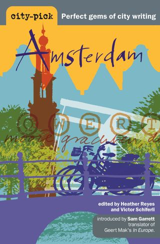 City-pick Amsterdam cover