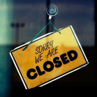 Blog libraries closed