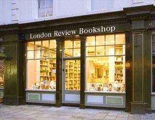 London review of books bookshop