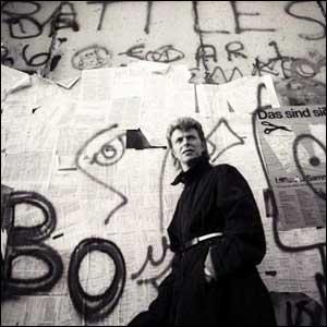 David Bowie Berlin