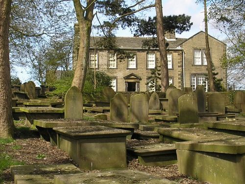 Haworth Parsonage-728334